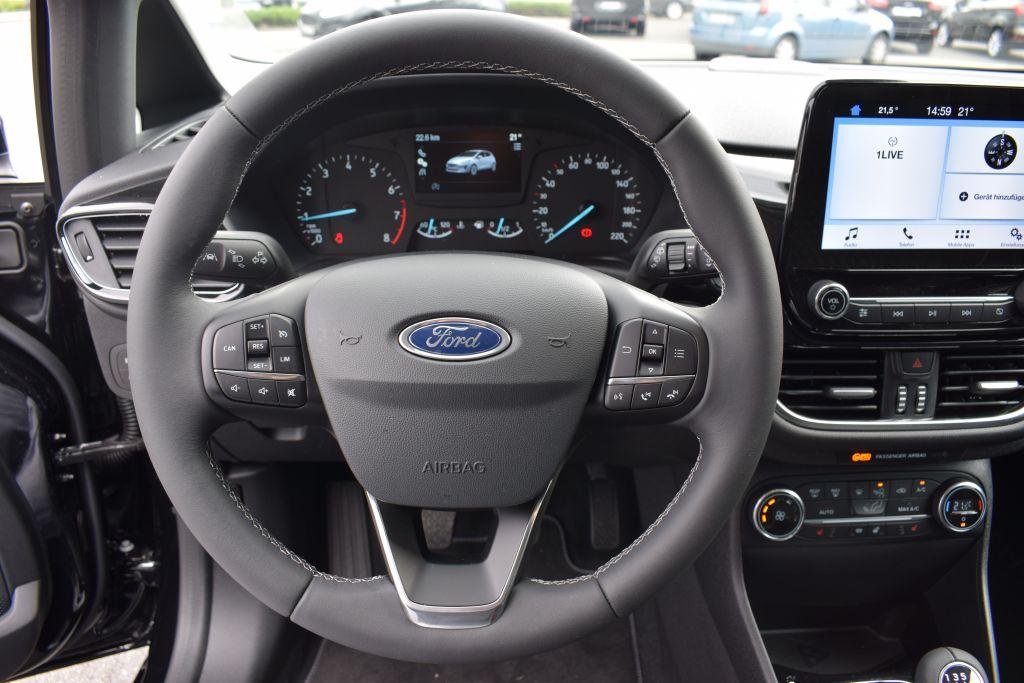 Ford Fiesta Titanium 1 0 Ecoboost S Amp S Tempomat Autohaus