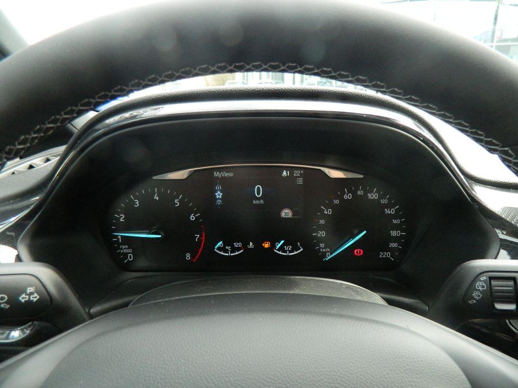 Ford Fiesta Stline 10l Ecoboost 125 Ps Navibo18 Zoll Räder